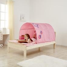 Детская Пижама для кровати, детская палатка, пижама для кровати, полезный продукт для мальчиков и девочек, верхняя палатка, пижама, ширина 1 м