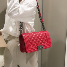 Luxury Quilted Bag Designer Famous Brand Women Bags Leather Ladies Handbags Lingge Crossbody Bags For Women Messenger Bag W435 недорого