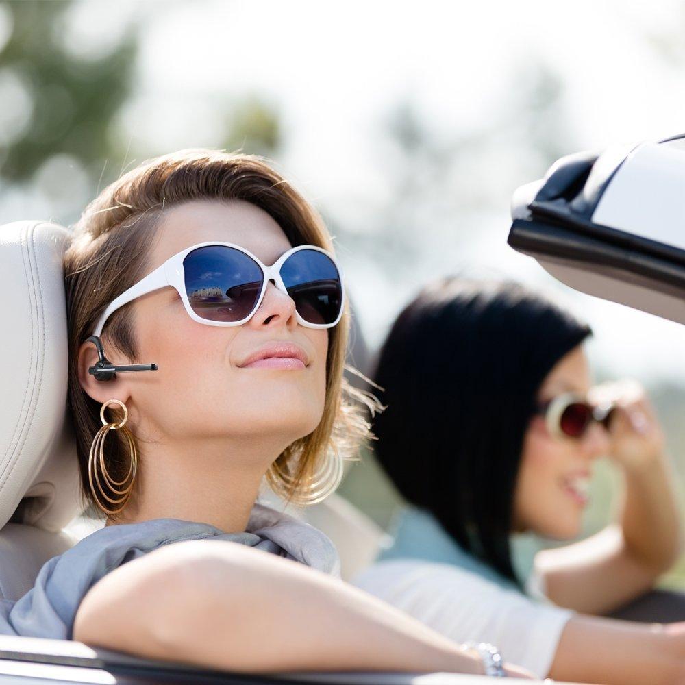 New V8 Double Track Wireless Stereo Bluetooth V4 0 Headphones Bluetooth Headset Car Driver Handsfree Earphone For Phone With Mic Bluetooth Earphones Headphones Aliexpress