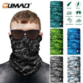 Унисекс, летняя маска для лица, защита от ветра, волшебная бандана Велосипедный спорт, трубчатый шарф, для пешего туризма, велосипеда, рыбалк...