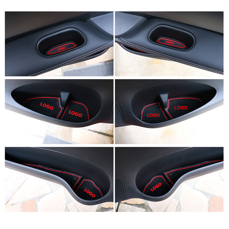 lowest price 4 PCS Front Rear Car Mudflaps for MG HS MGHS 2018 2019 2020 Fender Mud Guard Flaps Splash Flap Mudguards Accessories