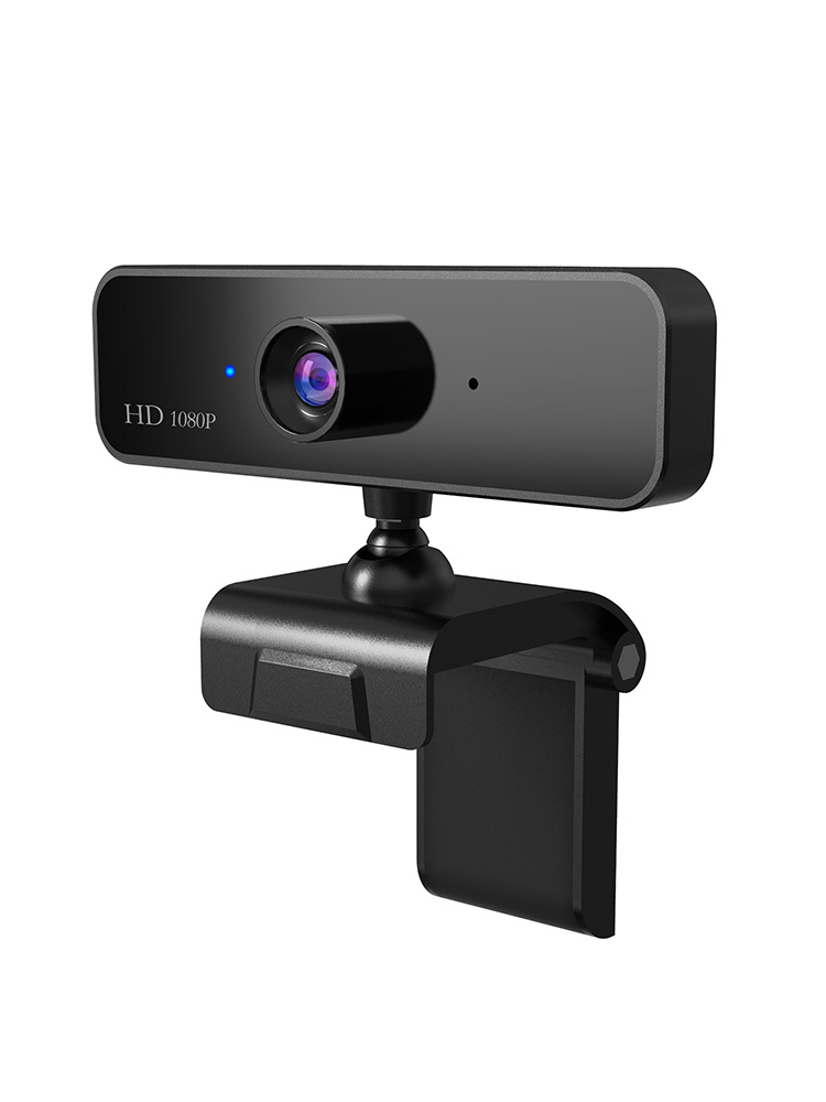 1080P Webcam Microphone Computer Laptop Web-Camera Youtube Video-Call Peripheral USB