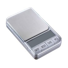 Genboli High Precision Jewelry Scale For Gold Diamond Jewelry Weight Balance Digital Pocket Electronic Scale 500g 0 01g digital scale precision balance electronic kitchen jewelry portable lcd weighting tools diamond pocket weight scale