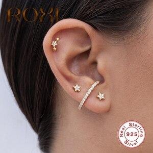 ROXI Asymmetry Star Piercing Earrings 92