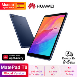 Global Version HUAWEI MatePad T 8 T8 MTK MT8768 Octa Core 2GB 16GB Tablet PC 8
