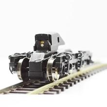 construção trem bogie trem