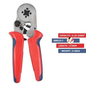 Image 3 - Pince à sertir ensemble multi outils fil câble presse pinces électrique Tube aiguille 1800 pièces bornes boîte outils à main