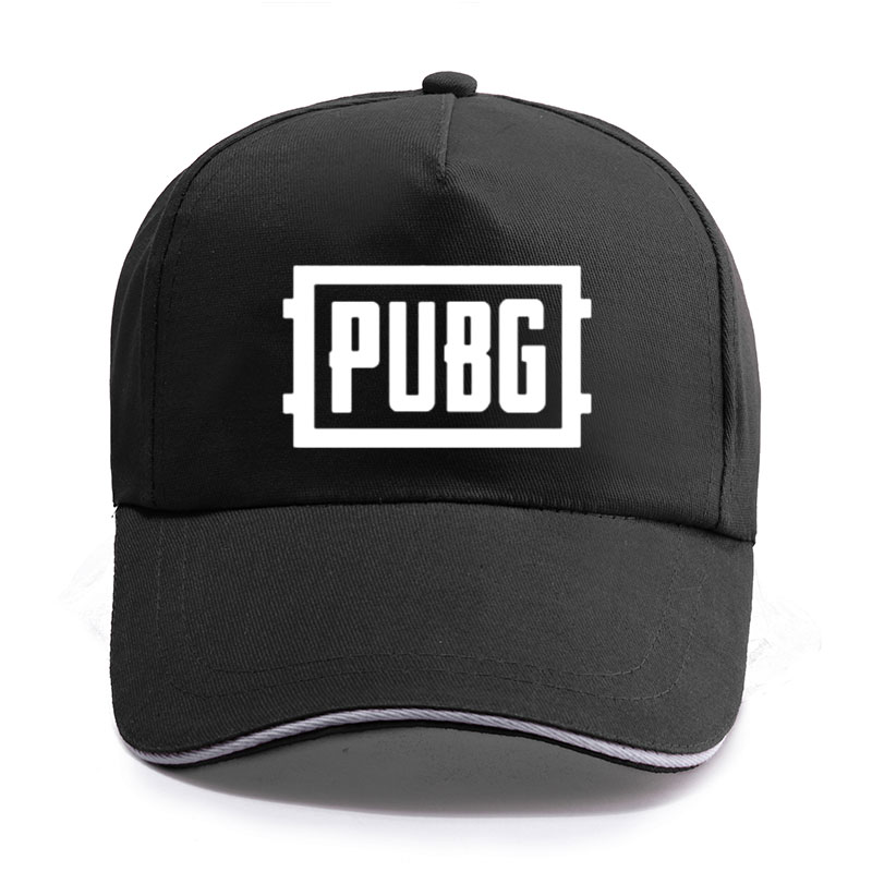 Game PUBG Hat Cosplay Prop Baseball Cap Print Hip Hop Hat Unisex Women Men Cotton Dad Hat Snapback Hats Trucker Cap Sun-Hats
