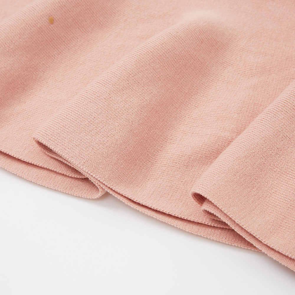 Metersbonwe marke elegante kleid damen 2020 Neue Frühjahr Temperament büro ladies elegante Mode stricken kleid