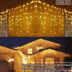 twinkly Icicle String LED Chri