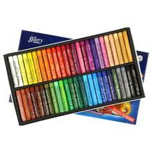 48 cores pastel de óleo para artista estudante graffiti macio pintura pastel desenho caneta