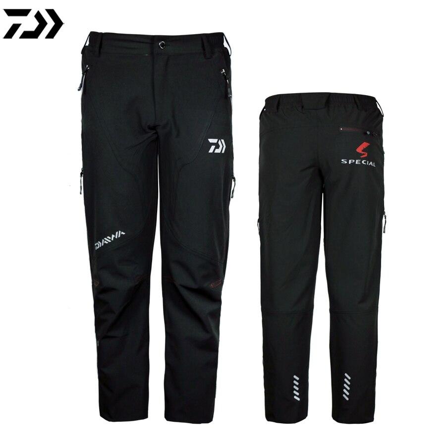 2020 Daiwa Fishing Pants Waterproof Clothing Outdoor Hiking Camping Full Length Breathable Quick Drying Men Sports Fishing Pants