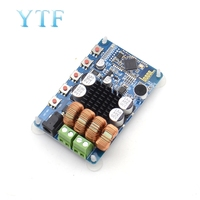 Bluetooth 4.0 Bluetooth 수신기 증폭기 보드 증폭기 TPA3116 / 3118 디지털 Bluetooth