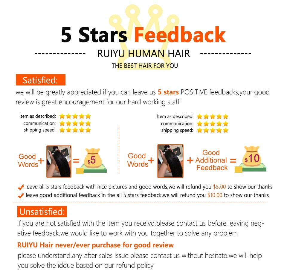 H29d5deaa170249cbaff99c85b39dd148O Human Hair Brown Bundles With Closure Brazilian Straight Hair Weave Bundles With Closure Middle Ration 10- 26 Inch NonRemy RUIYU