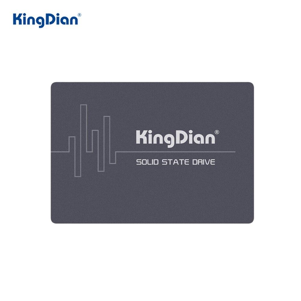 KingDian 2.5 SATA3 ssd 128gb 256gb 512gb ssd hdd sabit Disk SATA dahili katı hal sürücüler