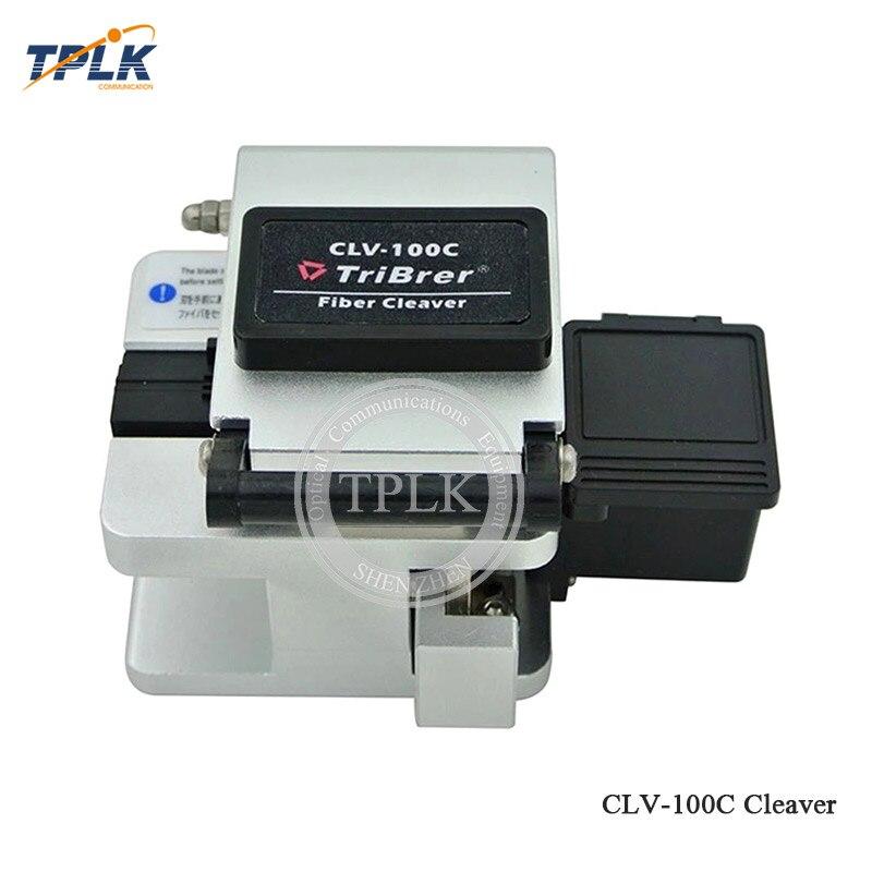 Originale di Alta Precisione Mannaia della Fibra CLV 100C, Utilizzato in FTTX FTTH-in Attrezzature per fibra ottica da Cellulari e telecomunicazioni su  Gruppo 1