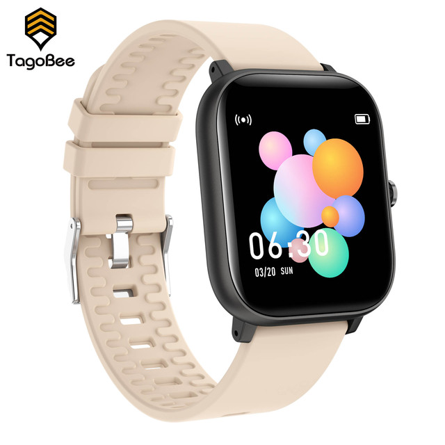 Tagobee Smart Watch Women Smartwatch Android Gym iwo 12 Waterproof IP67 Smart Bracelet ios Men Series 7 Heart Rate Monitor