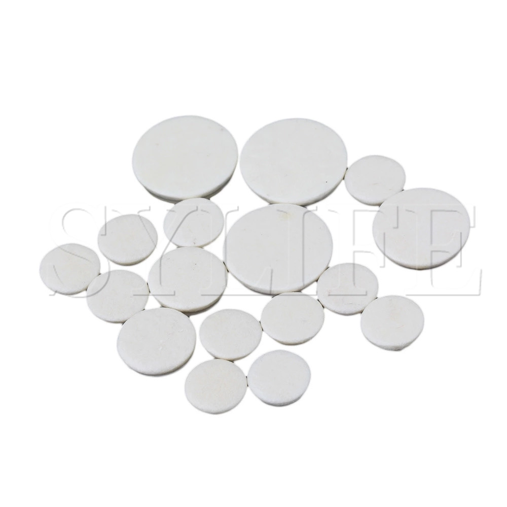 17pcs Replacement Clarinet Pads Musical Wind Instrument