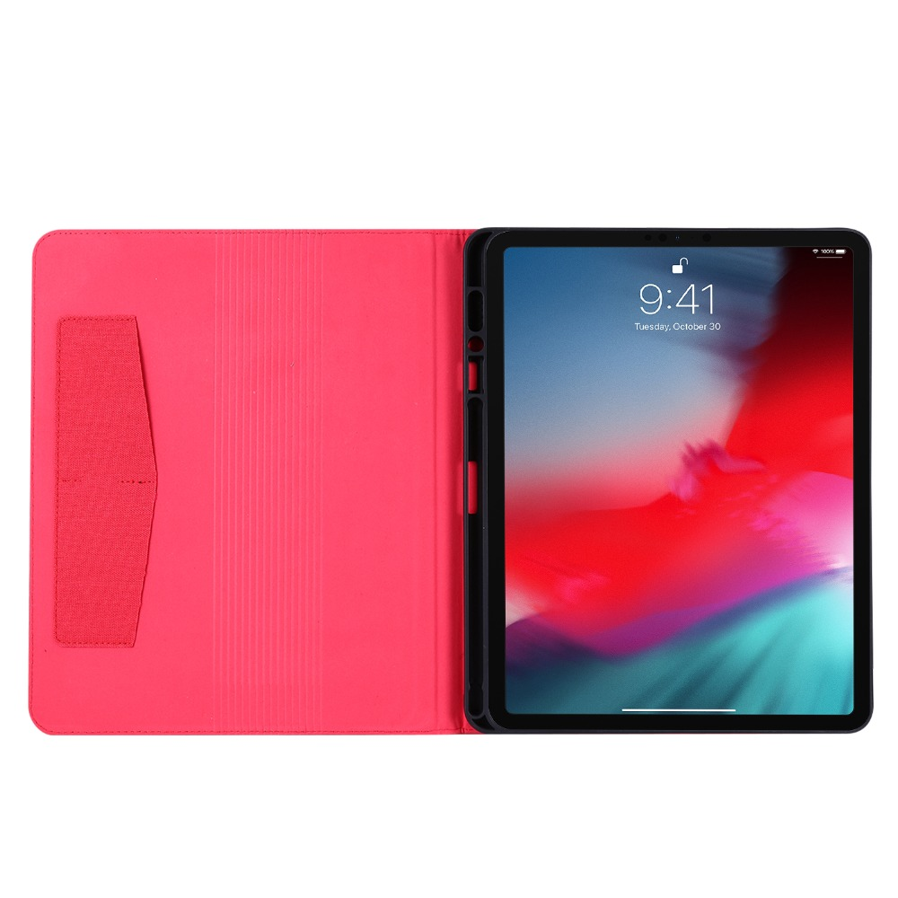 iPad Pro Pencil Coque 4th For 2020 inch Gen With Pro Holder Case For iPad 12.9 Tablet