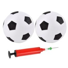1 Set 3pcs 12CM Diameter Kids Mini Soccer Ball Toys Indoor Outdoor Toy Educational Football Toy For Children Toddlers