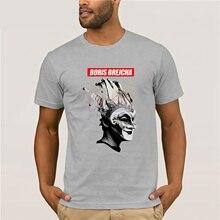 DJ BORIS BREJCHA T-SHIRT High-Tech Minimal Techno Music Unisex men Cartoon Unisex New Fashion cool  tees t-shirt цена и фото