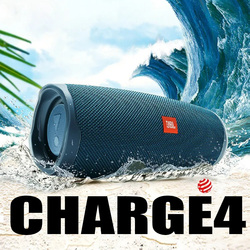 Charge4 Wireless Bluetooth Speaker Charge 4 IPX7 Waterproof Music Hifi Sound Deep Partybox Speakers flip 5