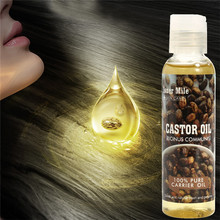 New 100% Pure Essential Oil Natural Castor Oil