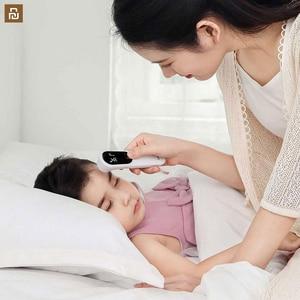 Image 4 - מדחום מדויק דיגיטלי חום אינפרא אדום קליני מדחום ללא מגע מדידה LED שמוצג עבור תינוק