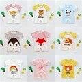 Детская одежда для мальчиков и девочек детский комбинезон для детей хлопок 100% Одежда для новорожденных боди одежда Детский костюм для игр д...
