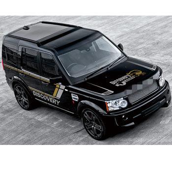 Autoadesivo Dell'automobile per Land Rover Range Rover Aurora Discovery 4 Decorazione Esterna Del Corpo Adesivo Modificato Dedicato Lahua Striscia di Colore