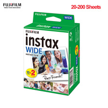 20 200 Sheets Fujifilm Instax Wide Film WIDE Camera Instant Film Photo Paper for Fujifilm Instax WIDE300 Instax Camera Film