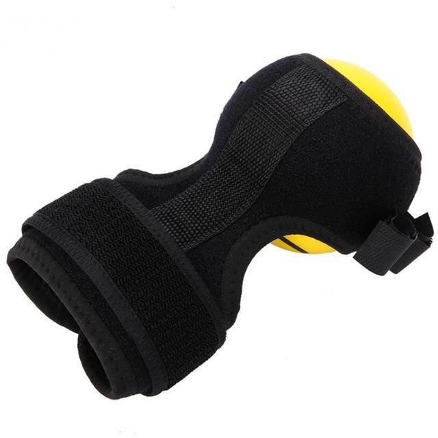 Grip Ball Sleeve Finger Power Training Aids Hand Strength Training Exercise Fitness Heavy Grips Wrist Rehabilitation Grip Tools 4