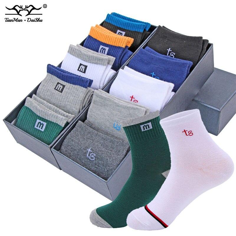 Men's socks funny socks men lot cotton Spring Summer Men Cotton Ankle Socks For Men's Business Casual Short Socks Male Sock