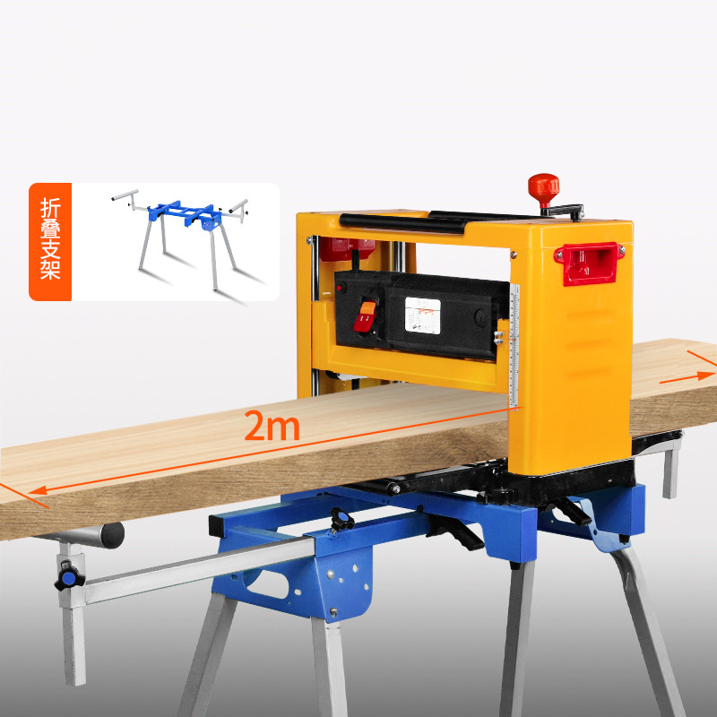 Woodworking Planer Single Side Planer Table Type Multifunctional Planer Household Electric Tool Electric Planer