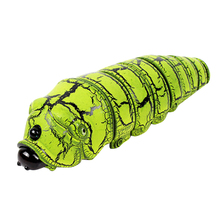 лучшая цена Remote control animal pet electric Infrared sensing insect simulation Tricky gift remote control toy model