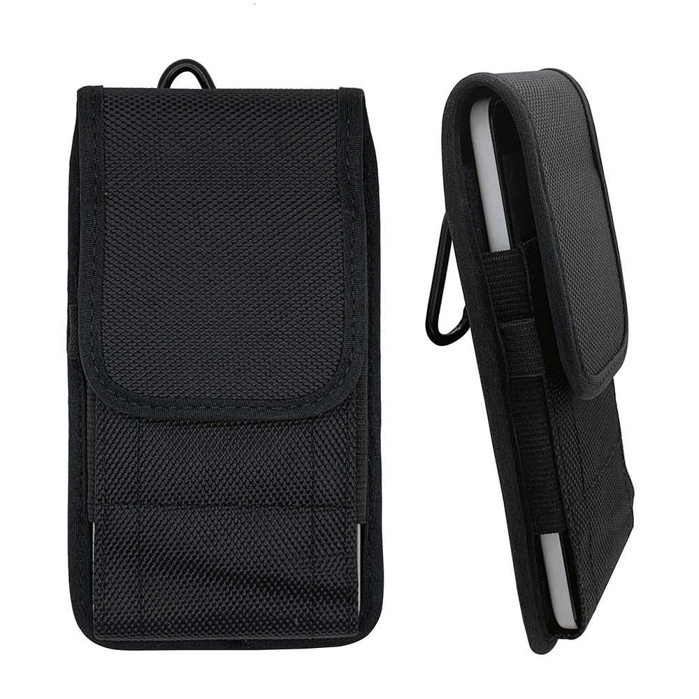 Case For Fly Cirrus 11 FS517 / 13 FS518 Belt Clip Holster Pouch Case For Fly Cirrus 2 FS504 /  3 FS506 Waist Bag
