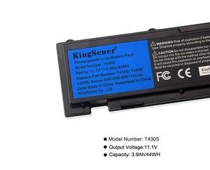Image 5 - Kingsener Laptop Battery For Lenovo ThinkPad T430S T420S T420si T430si 45N1039 45N1038 45N1036 42T4846 42T4847 2 Years Warranty