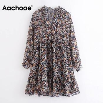 Summer Boho Floral Dress 2