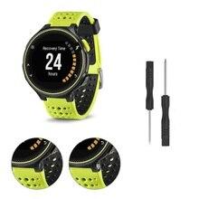 лучшая цена Baaletc For Garmin Forerunner Wristband Strap Smart Watch Band For Garmin Forerunner 230/ 235/235Lite/220/620/630/ 735XT