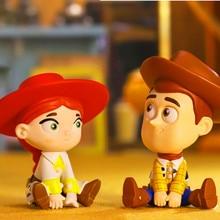 Original Pop Mart Toy Story 4 Series Blind Box Toys Doll Random One Cute Anime Figure Gift Free Shipping