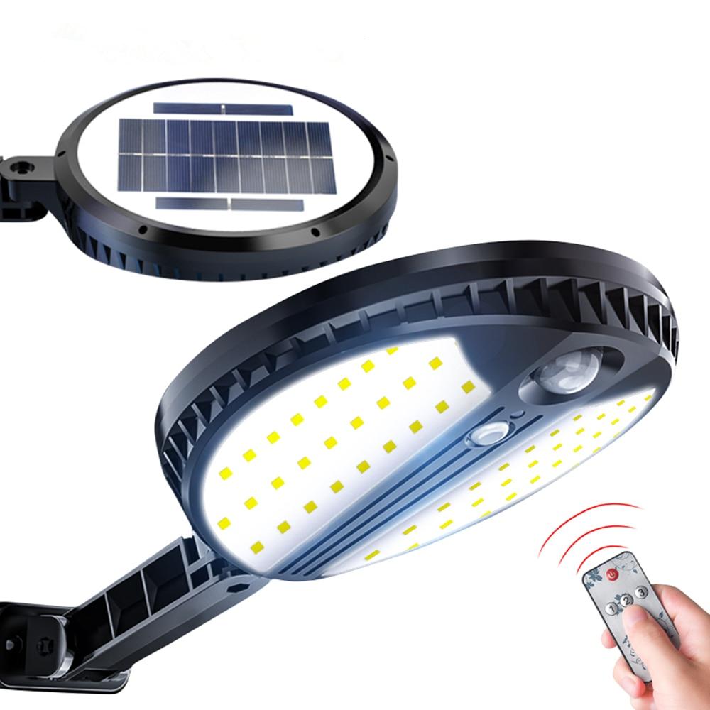 Купить уличная лампа на солнечной батарее ip65 перезаряжаемый светильник