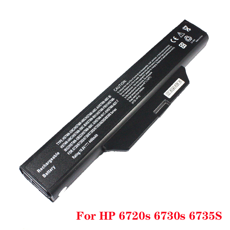 Laptop Battery for <font><b>HP</b></font> COMPAQ 510 550 610 615 6720s 6730s 6735s <font><b>6820s</b></font> 6830s HSTNN-IB51/LB51/IB62 with Screwdriver Tools image