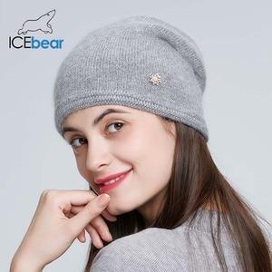 Image 3 - ICEbear 2019 High Quality Womens Hat Fashionable Cap E MX19104