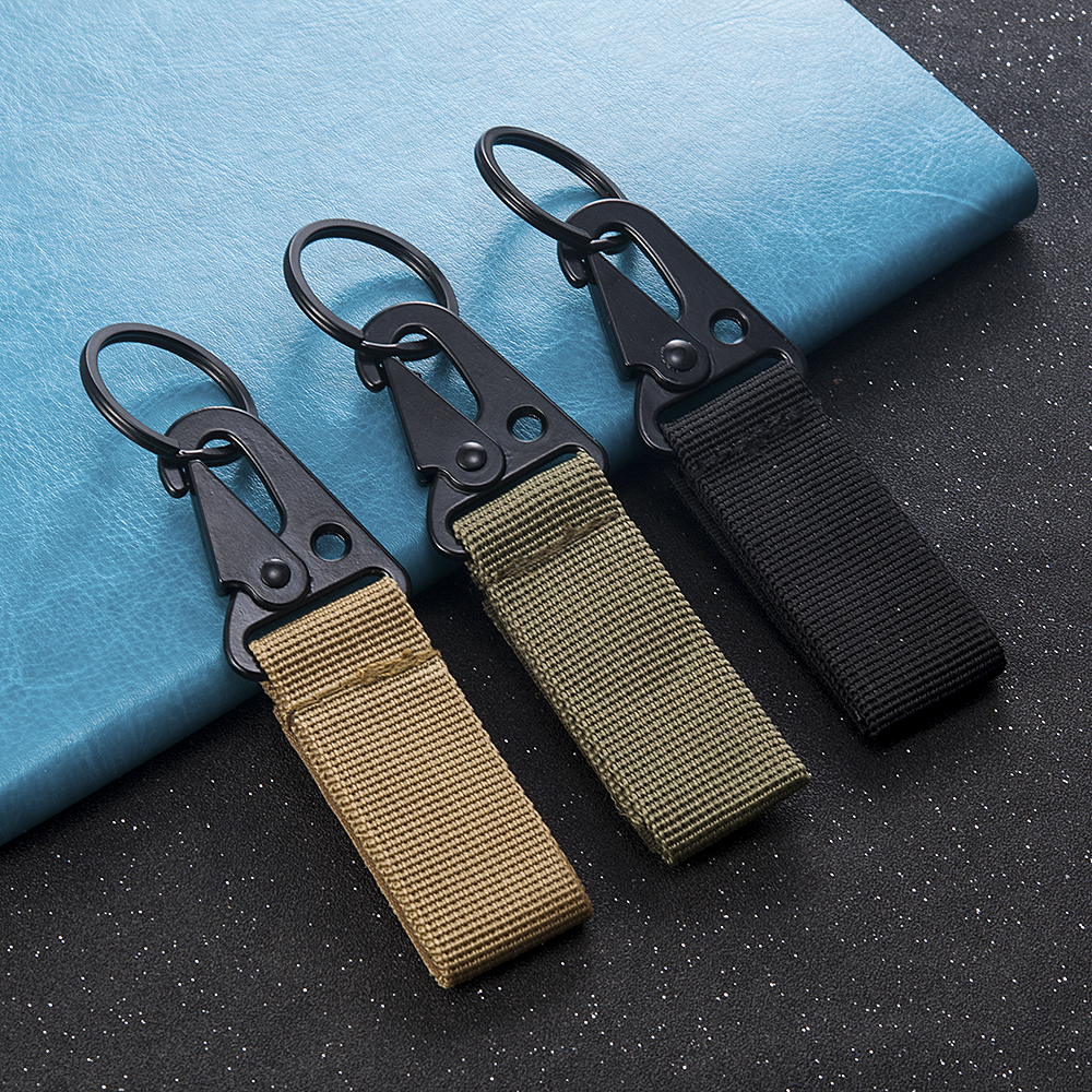 Outdoor Camping Equipment Carabiner Military Buckle Hunting Equipment Lock JT