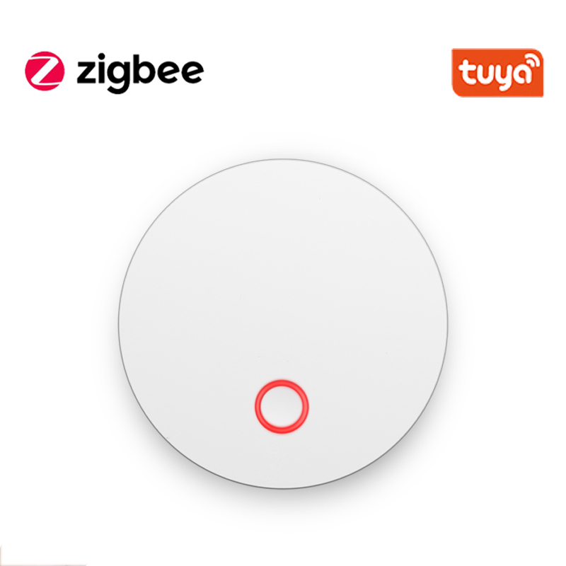 Smart Tuya ZigBee Hub Gateway Smart Home Bridge Smart Life APP Wireless Remote Controller Work With Tuya Zigbee Sensors