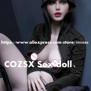 Image 2 - sex dolls 168cm real silicone oral japanese adult anime full sexy love doll realistic toys for men big breast ass vagina anus