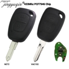 2 Buttons Car Remote...