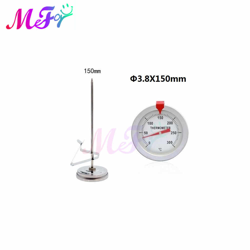 0-300°C Deep Fryer Fry Temp Thermometer Gauge Kitchen Home Cooking /& 150mm Probe