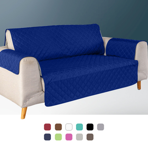 Image 1 - Sofa Couch Cover Pet Dog Kids Mat Furniture Protector Reversible Removable Armrest Slipcovers For 1/2/3 Seater Sofas Living Room