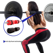 Barbell Pad Squat Pad Grip Protector Lifting Neck Shoulders Fitness Bodybuilding Gym Equipment Weight Lifting Squats Hip Glute
